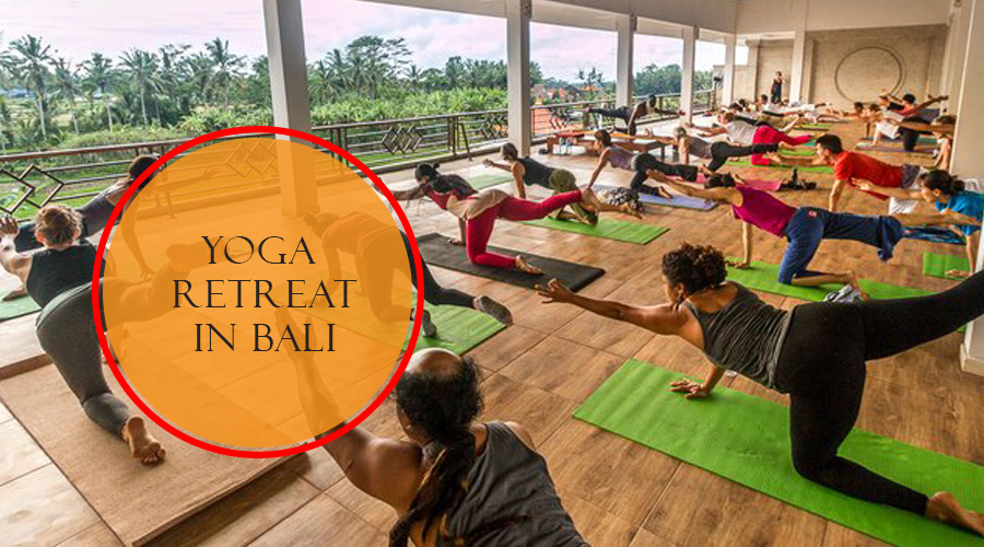 6 days yoga retreat bali