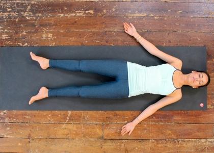 yoga Nidra asanas