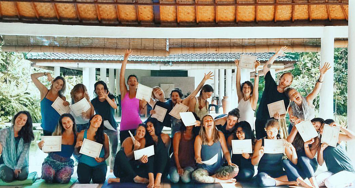 100 Hour Yoga Teacher Training In Bali Himalayan Yoga Association