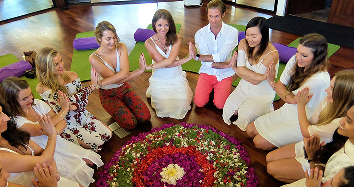 4 Days Yoga Retreat in Bali yoga school