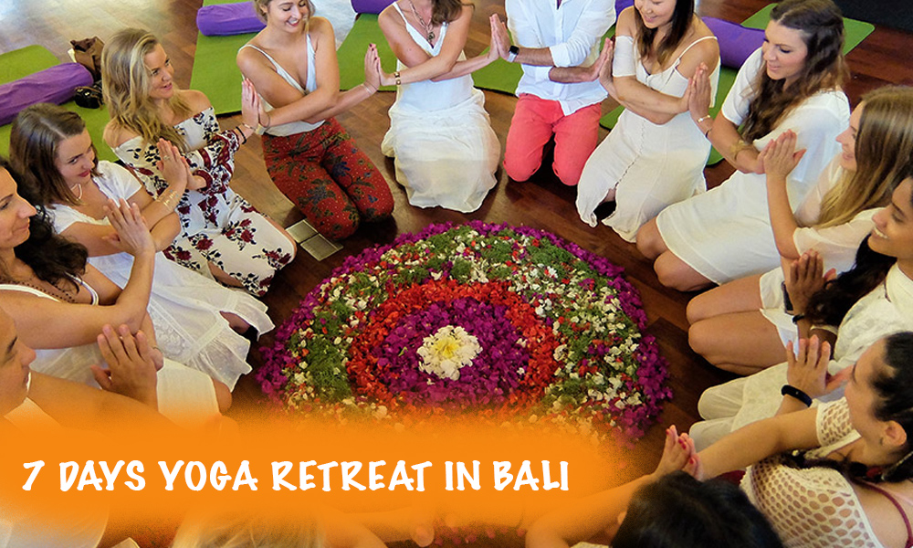 7 days yoga retreat in bali- bali yoga school