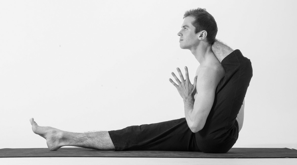 Eka Pada Sirasana (One-foot-to head Pose)