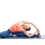 "Parivrta Janu Sirshasana (""Twisted Head-to-knee pose"")"