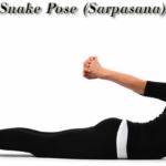 Sarpasana (Snake pose)