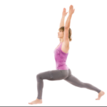 Virabhadrasana (Warrior pose 3)