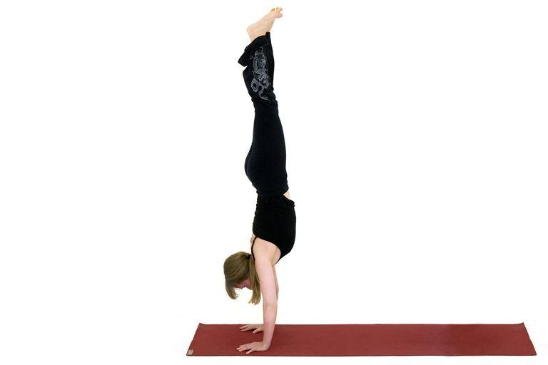 Adho Mukha Vrksasana (Handstand Pose)