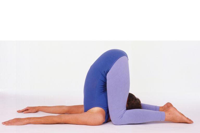 Karna (Ear Pressure Posture)