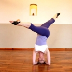 Salmba Sirshasana (Supported Headstand)