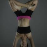 Urdhwa Padmasana (Lotus Headstand Pose)