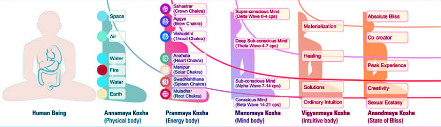 The Five Koshas