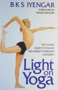 BKS Iyengar light on yoga yoga book HYA