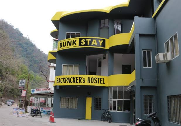 Bunk Stay best budget Hotel rishikesh