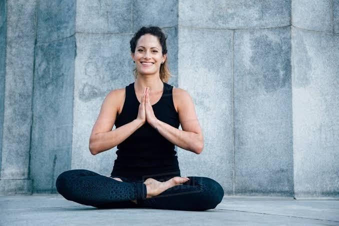 Anjali Mudra pose benefits