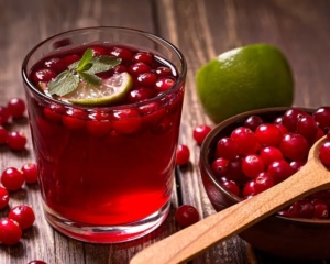 Best homemade Cranberry juice detox