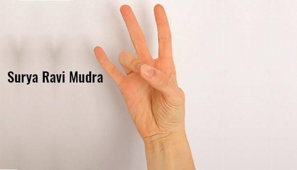 Surya Ravi Mudra benefits