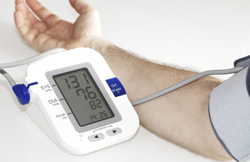 cure blood pressure with yoga