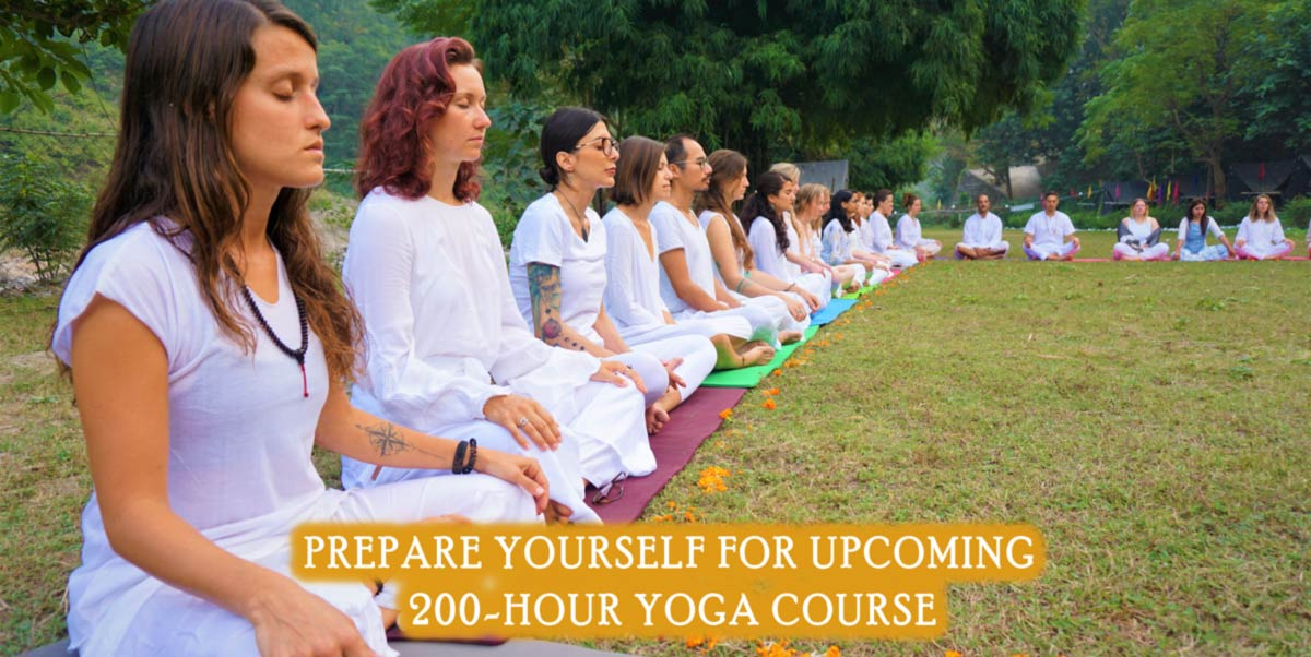 Basic Guidlines before go to yoga course