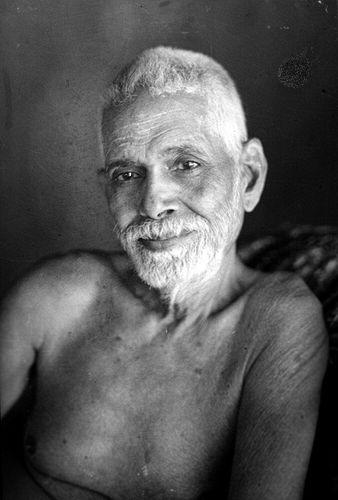Ramana Maharshi yoga guru india
