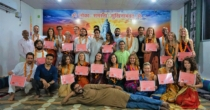 Himalayan Yoga Association Yoga Teacher Training Rishikesh (35)