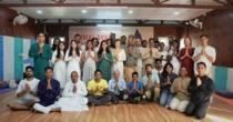 Himalayan Yoga Association Yoga Teacher Training Rishikesh (50)