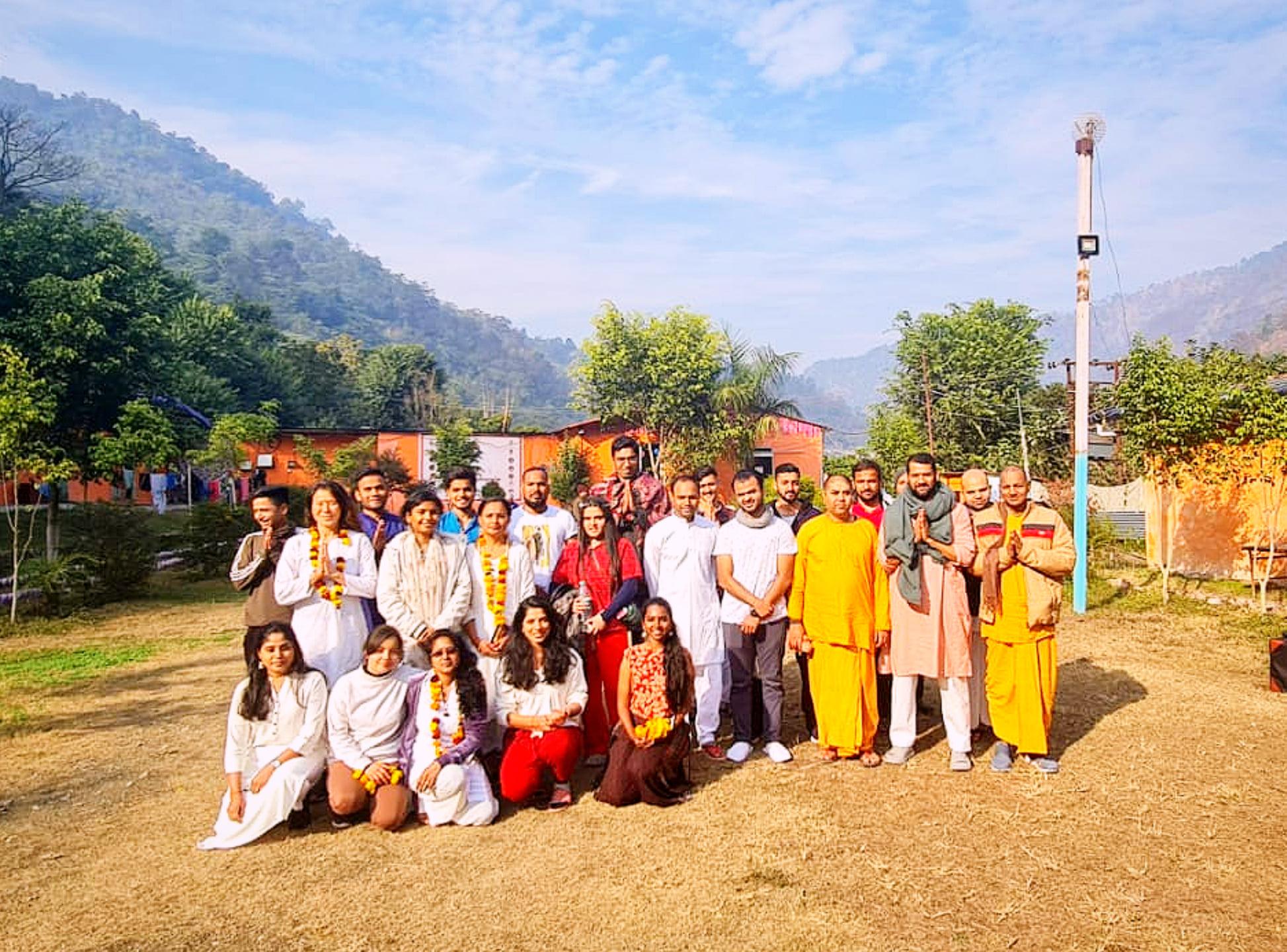 Himalayan Yoga Association Yoga Teacher Training Rishikesh