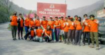 Himalayan Yoga Association Yoga Teacher Training Rishikesh (63)