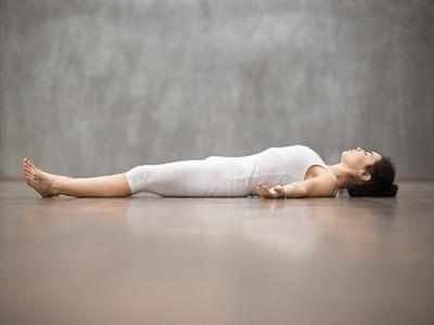 SHAVASANA OR SUKHASANA Relaxation Pose