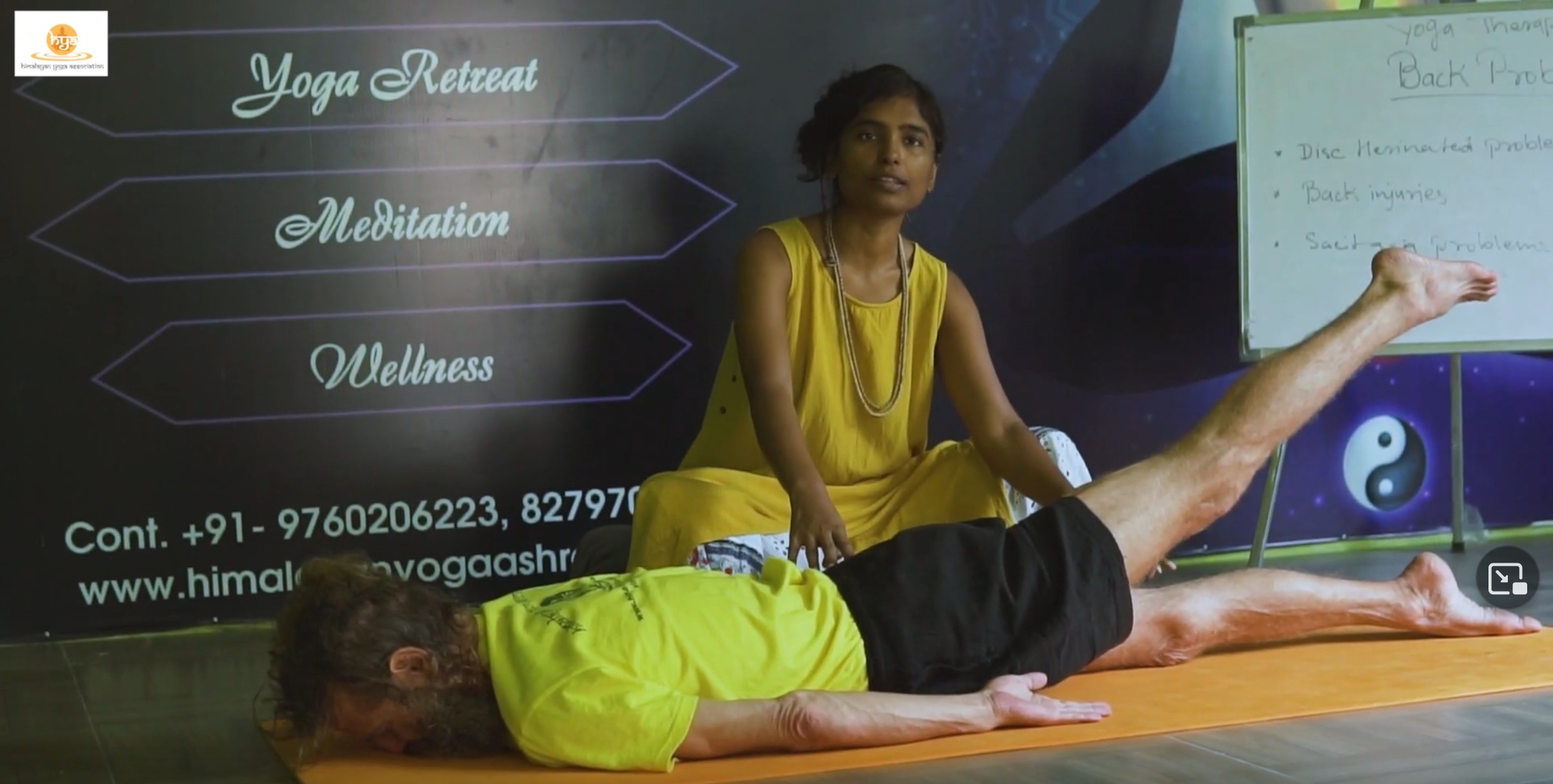 yoga therapy 2